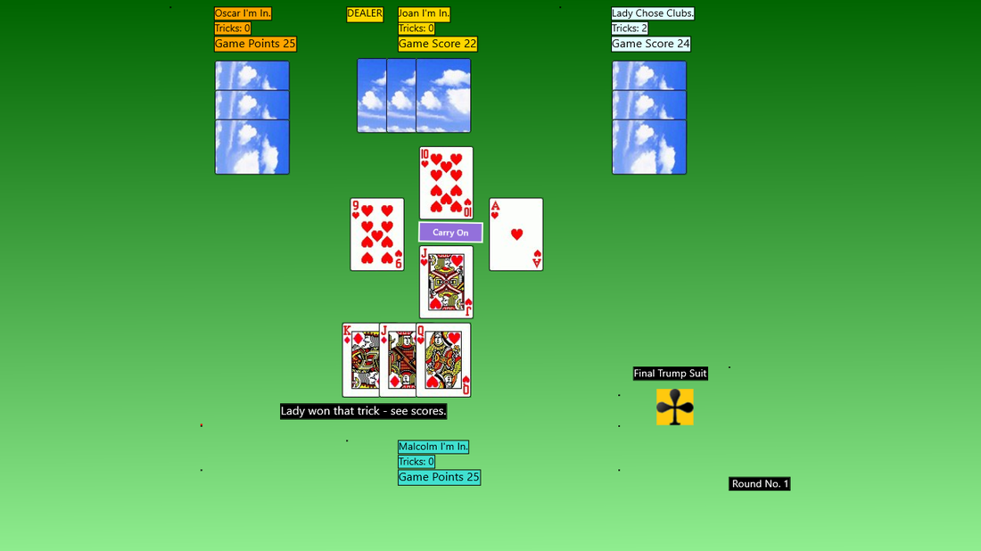 Click for download of Buck Euchre